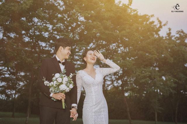 Bộ ảnh cưới siêu hot của Kiếm thủ Lê Minh Hằng - Em gái quốc dân làng thể thao Việt Nam - Ảnh 10.