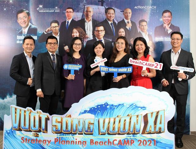 """Lập chiến lược và kế hoạch kinh doanh Beachcamp 2021 – """"Vượt sóng vươn xa"""" - Ảnh 1."""