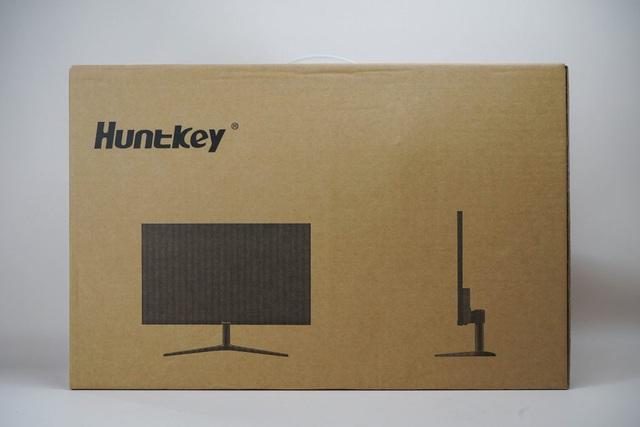 Màn hình LCD Huntkey N2491WH - Tinh tế và hiện đại - Ảnh 1.