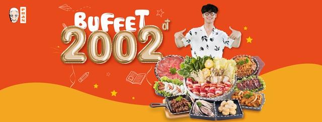 Show bảng điểm ăn lẩu tẹt ga - Ưu đãi dành riêng cho hội tân sinh viên 2002 - Ảnh 2.