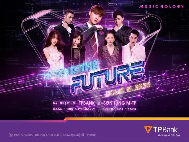 Hot: Cách săn vé miễn phí tham gia đêm nhạc hoành tráng cuối năm có mặt Sơn Tùng M-TP! - Ảnh 1.