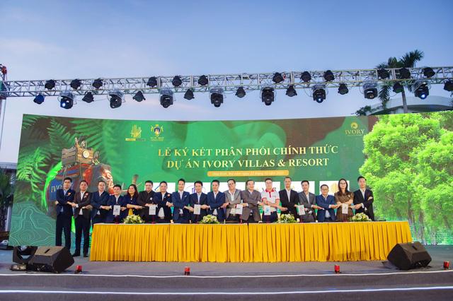Hơn 500 chuyên viên kinh doanh lan toả sức hút tại lễ kick-off dự án Ivory Villas & Resort - Ảnh 1.