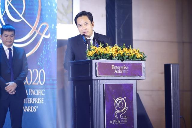 Yuanta Việt Nam nhận giải thưởng Asia Pacific Entrepreneurship Awards (APEA) Việt Nam - Ảnh 1.
