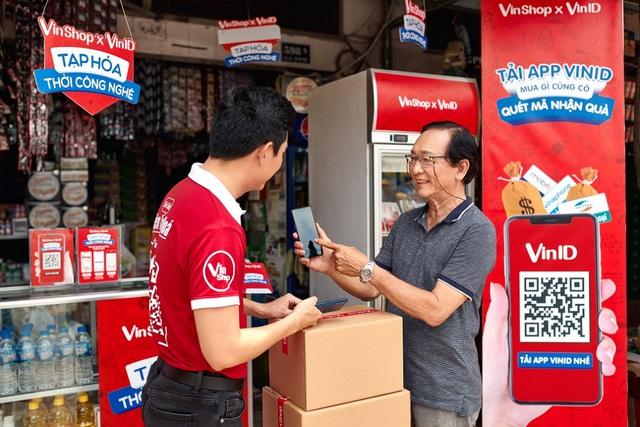 Vingroup ra mắt ứng dụng VinShop - Mô hình bán lẻ B2B2C tiên phong tại Việt Nam - Ảnh 1.