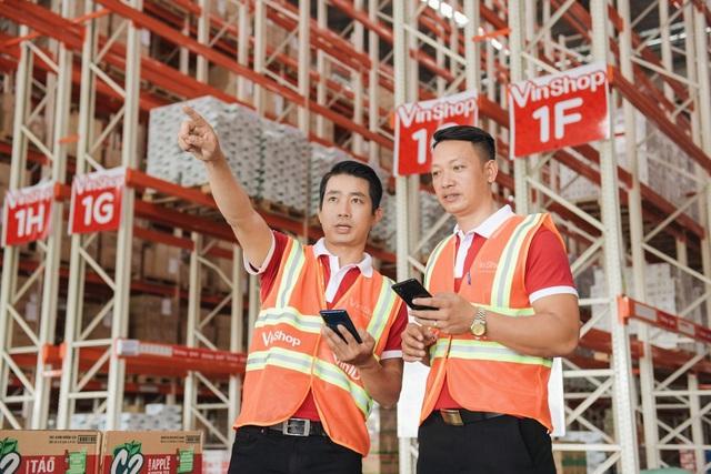 Vingroup ra mắt ứng dụng VinShop - Mô hình bán lẻ B2B2C tiên phong tại Việt Nam - Ảnh 2.