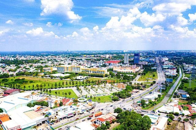 """Bất động sản Thuận An """"rộng đường"""" bứt phá nhờ hạ tầng đồng bộ - Ảnh 2."""