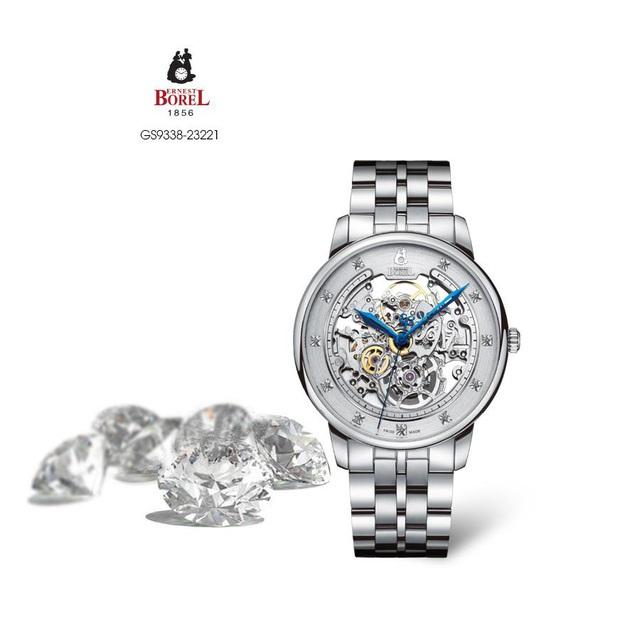 Điểm danh 5 mẫu đồng hồ nam lộ cơ đẹp xuất sắc tại Galle Watch - Ảnh 1.