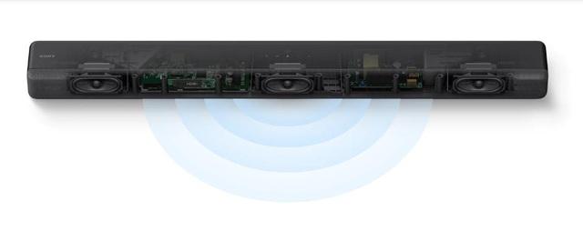Loa Thanh Sony HT-G700- Dolby Atmos chân thực trong từng lời thoại - Ảnh 3.