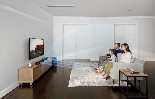 Loa Thanh Sony HT-G700- Dolby Atmos chân thực trong từng lời thoại - Ảnh 4.