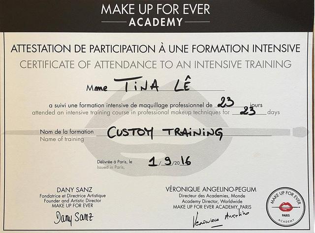 CEO Lê Anh Thắng và tham vọng xây dựng trường đào tạo Make Up For Ever tại Việt Nam - Ảnh 3.