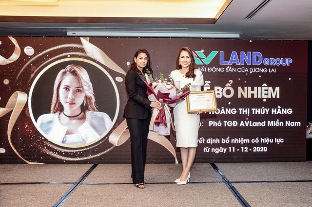 Lễ bổ nhiệm cán bộ cấp cao – Công ty Cổ Phần AVLand Miền Nam - Ảnh 2.
