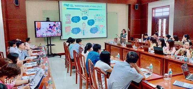 CEO Phương Dung & hành trình kết nối cộng đồng Marketing Dược - Ảnh 2.
