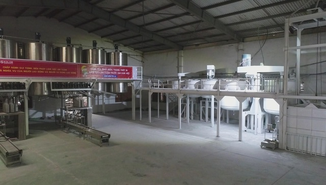 Khám phá mô hình văn phòng - nhà máy tiêu chuẩn quốc tế của tập đoàn Sơn Inno Paints - Ảnh 1.