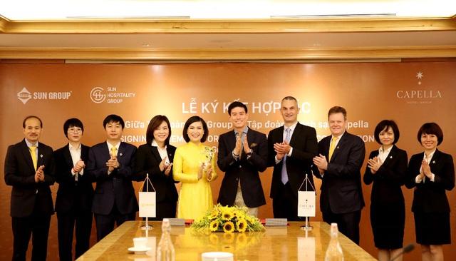 Hà Nội sẽ có khách sạn boutique đẳng cấp đầu tiên mang thương hiệu Capella - Ảnh 2.