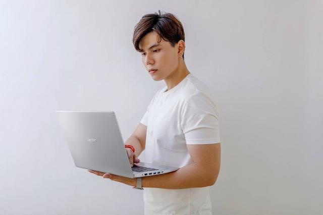 """Acer Aspire 5 và ngôn ngữ thiết kế mới """"khó có thể cưỡng lại"""" - ảnh 4"""