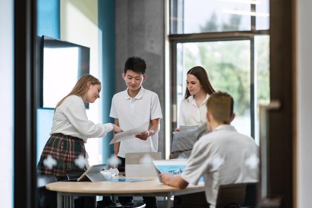 Ẵm trọn học bổng trung học từ chính phủ New Zealand trong 1 phút 30 giây - ảnh 1