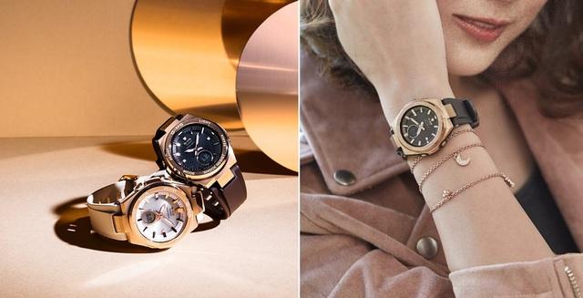"""Đồng hồ Casio cho cô gái """"trưởng thành"""": Mix theo phong cách đường phố hay quý cô đều cực """"chất"""" - ảnh 2"""