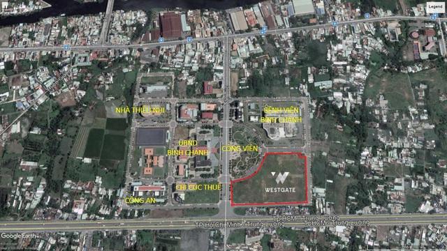 An Gia ra mắt dự án Westgate ngay trung tâm hành chính Tây Sài Gòn - Ảnh 1.