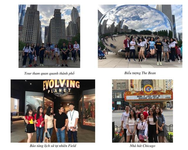 Du học hè trải nghiệm nước Mỹ 2020 lấy tín chỉ đại học cùng Elmhurst College, Chicago - ảnh 1
