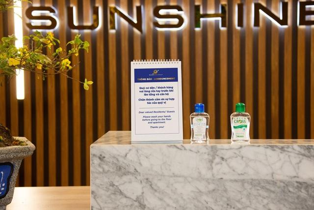 """Nhanh chóng ứng biến trước đại dịch Corona, Sunshine Group """"ghi điểm"""" với cư dân - Ảnh 8."""