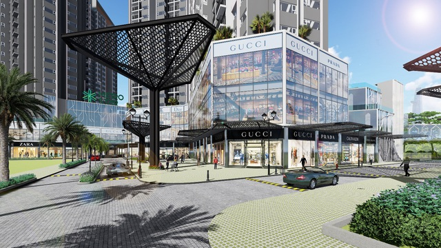 Shophouse kết nối trực tiếp ga Metro: Đỉnh cao mới của đầu tư - Ảnh 1.