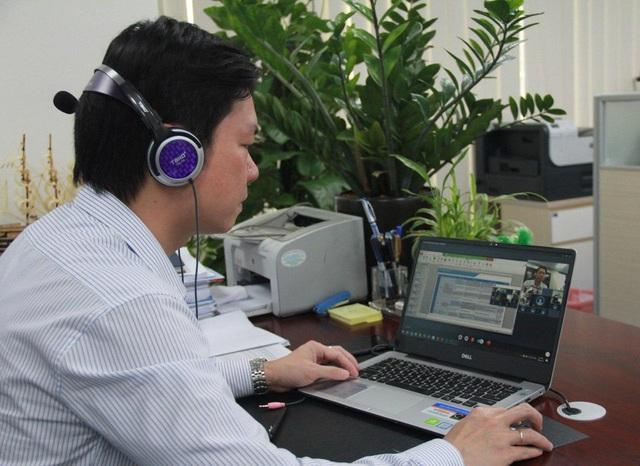 """Phòng chống Covid-19: VNPT giảm giá """"sốc"""" ứng dụng làm việc online - Ảnh 1."""