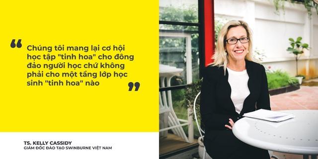 Ba điều không nuối tiếc khi học tại Swinburne Việt Nam? - Ảnh 2.