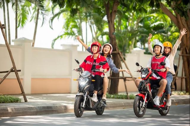 VinFast miễn phí 1 năm thuê bao pin xe máy điện cho 2020 khách hàng, giảm 50% phí thuê bao trong 3 tháng - Ảnh 1.