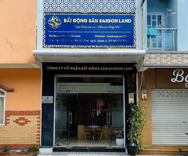 Công ty cổ phần bất động sản Saigon Land – Kiến tạo cuộc sống thịnh vượng - Ảnh 1.