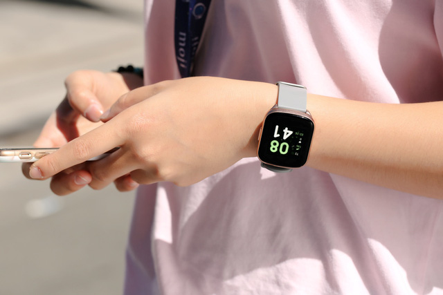 BeU đồng hồ thông minh kiêm trợ lý sức khỏe dành cho giới trẻ, giá chỉ từ 690 ngàn đồng - Ảnh 3.