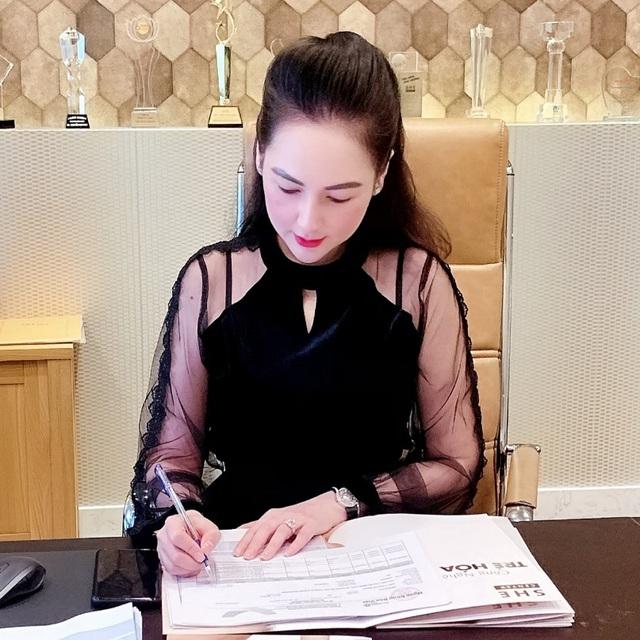 CEO Đỗ Thị Thu Mai – Phụ nữ làm kinh doanh: Liều lĩnh hay bản lĩnh? - Ảnh 2.