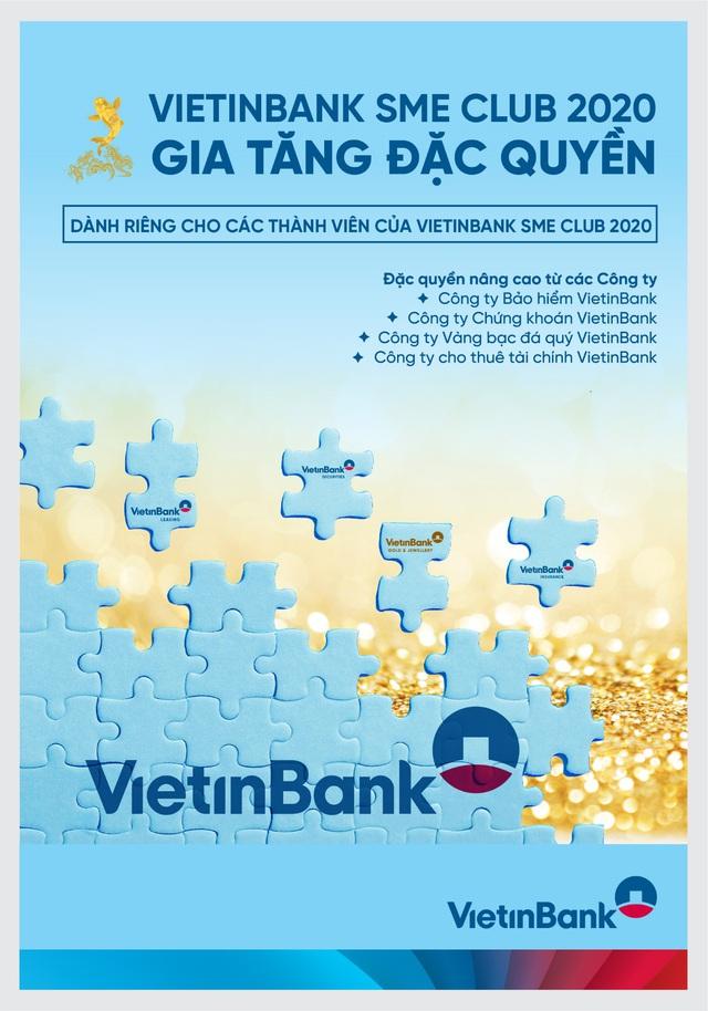Vietinbank SME Club - Điểm tựa vững chắc cho các doanh nghiệp vừa và nhỏ - Ảnh 1.