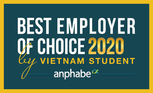 """Techcombank lọt top 50 """"Thương hiệu nhà tuyển dụng hấp dẫn nhất 2020"""" với sinh viên Việt Nam - Ảnh 1."""