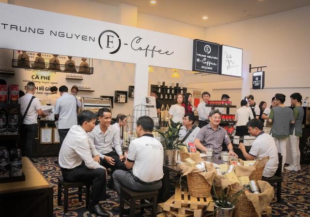 Trung Nguyên E-Coffee ra mắt phiên bản mới 2020 - hội tụ 3 nền văn minh cà phê thế giới - Ảnh 4.
