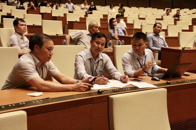 VNPT hoàn thành xuất sắc nhiệm vụ triển khai giải pháp họp trực tuyến kỳ họp thứ 9 Quốc hội khóa XIV - Ảnh 1.