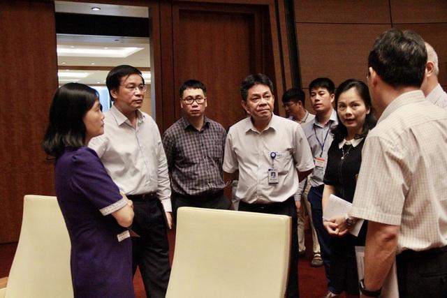 VNPT hoàn thành xuất sắc nhiệm vụ triển khai giải pháp họp trực tuyến kỳ họp thứ 9 Quốc hội khóa XIV - Ảnh 3.