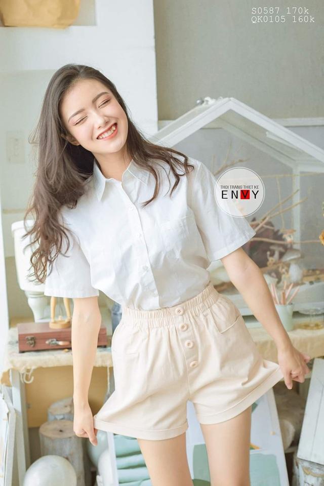 Làm mới tủ quần áo với chương trình sale sốc của Thời trang ENVY - Ảnh 2.