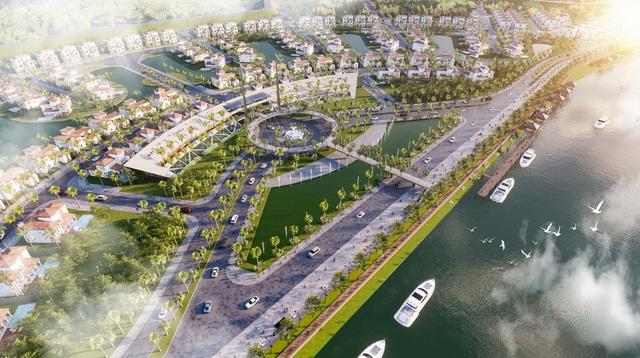 Bất động sản Tây Bắc thủ đô bật tăng mạnh nhờ mở đường - Ảnh 1.