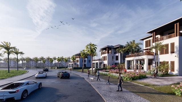 Bất động sản Tây Bắc thủ đô bật tăng mạnh nhờ mở đường - Ảnh 2.