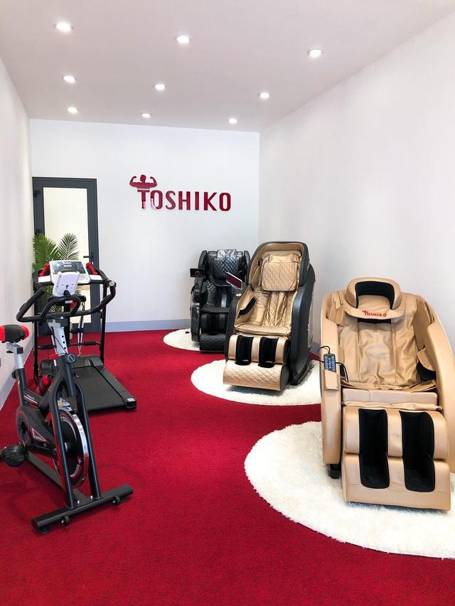 Mỗi nhà đều cần có một máy tập luyện thể thao Toshiko - Ảnh 3.