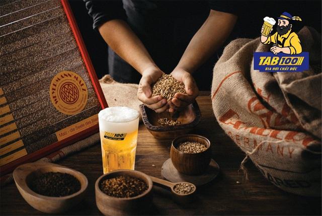 Cú bắt tay của kỹ thuật nấu bia Đức và công nghệ 4.0 - Ảnh 2.