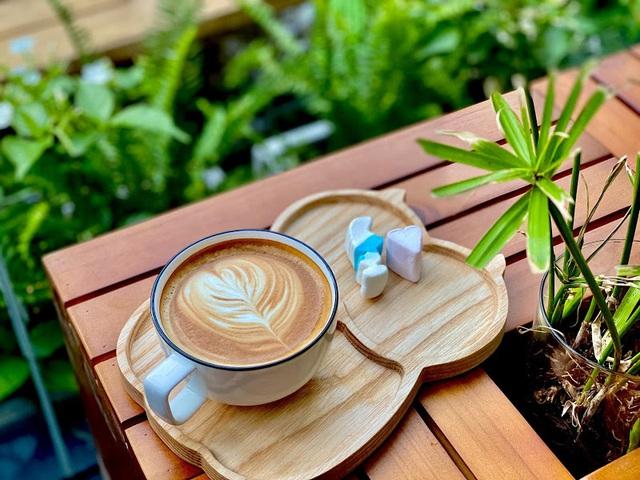 Check-in quán cafe kiểu Úc gây nức lòng giới trẻ ngay tại Thảo Điền - Ảnh 3.