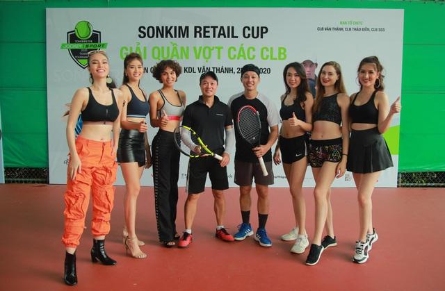 Sơn Kim Retail tổ chức giải quần vợt dành cho doanh nhân - Ảnh 3.