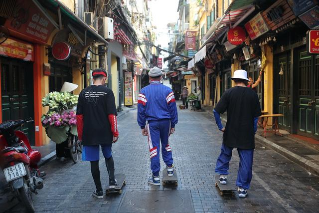 Hành trình sáng tạo của Việt Max lấy cảm hứng từ văn hóa ngõ Bắc Bộ - Ảnh 4.