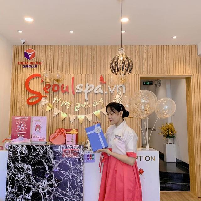 Đại tiệc sinh nhật tháng 7: Seoul Spa tặng nhẫn kim cương cho khách hàng - Ảnh 4.