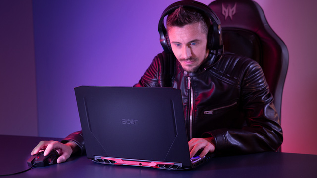 Laptop gaming Acer Nitro 5 (2020) có thêm phiên bản màn hình 144Hz - Ảnh 2.