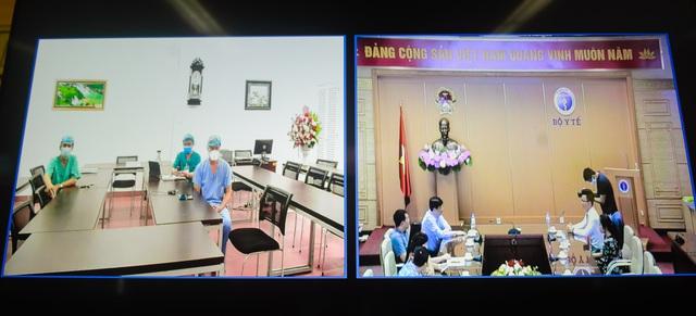 Ecopark đồng hành cùng đội ngũ y tế tuyến đầu chống Covid-19 tại Bệnh viện C Đà Nẵng - Ảnh 1.