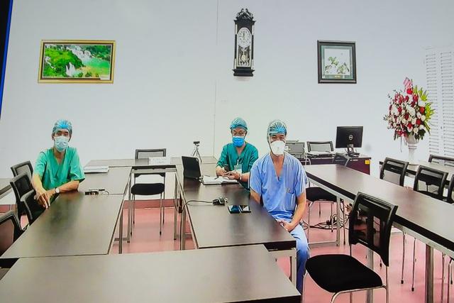 Ecopark đồng hành cùng đội ngũ y tế tuyến đầu chống Covid-19 tại Bệnh viện C Đà Nẵng - Ảnh 2.