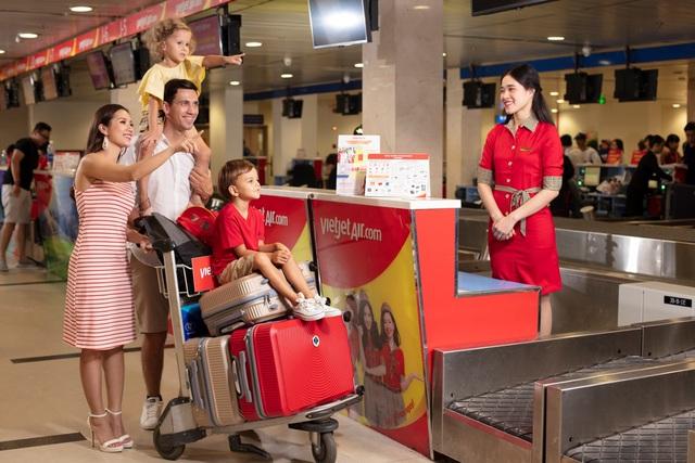 Thêm ưu đãi hành lý, thêm chuyến bay như ý với Vietjet - Ảnh 1.