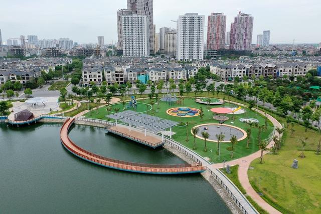 Khu đô thị Dương Nội: Miền đất hứa, giàu tiềm năng của khu vực phía Tây Thủ đô - Ảnh 3.